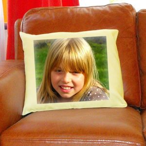 Printed photo Cushion