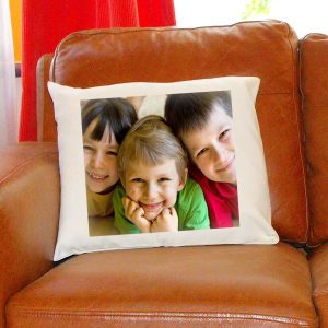Printed photo Silky Cushion Cover