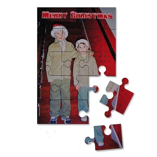 15 Piece Photo Jigsaw