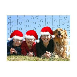 Xmas gift 60 Piece Photo Jigsaw