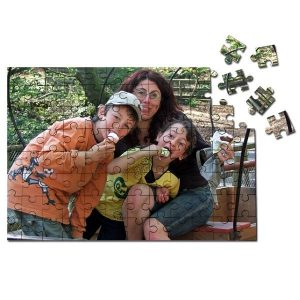96 Piece Intermediate Extra Large Photo Jigsaw