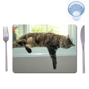 Large photo placemat