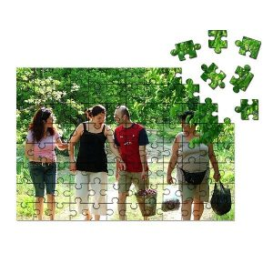 96 Piece Intermediate Large Photo Jigsaw