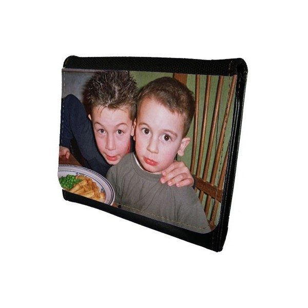 Personalised Photo Wallet / Coin Holder