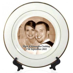 Photo Side Plate