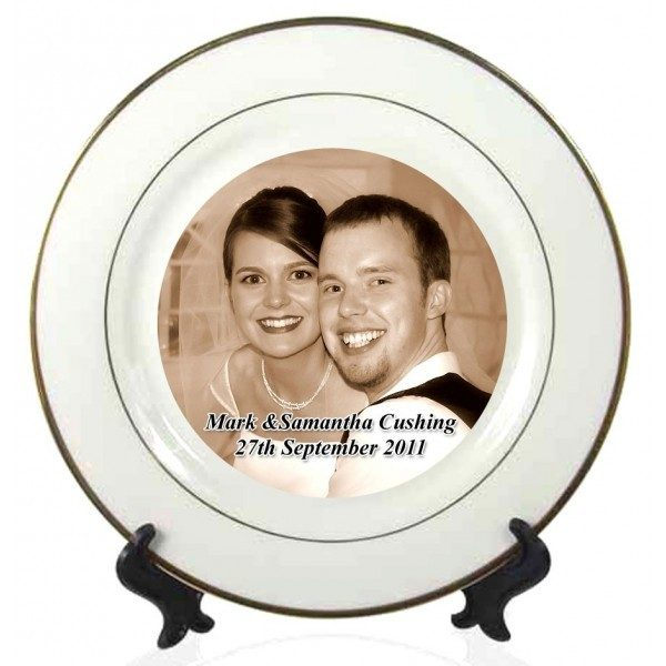 Photo Side Plate