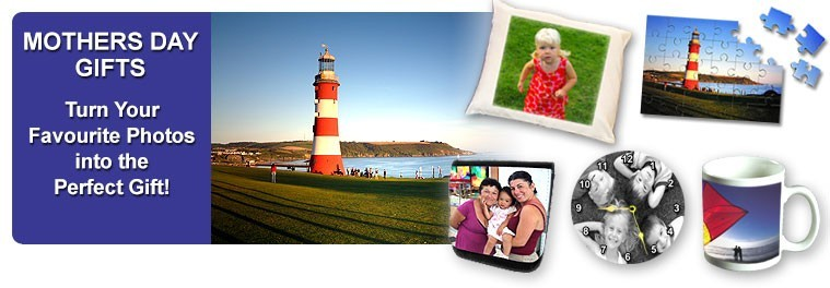 Personalised Photo Gifts for Mothers Day