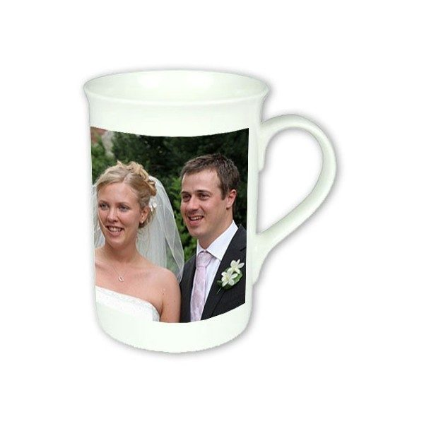 Photo Bone China Mug