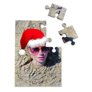 Xmas 15 Piece Photo Jigsaw