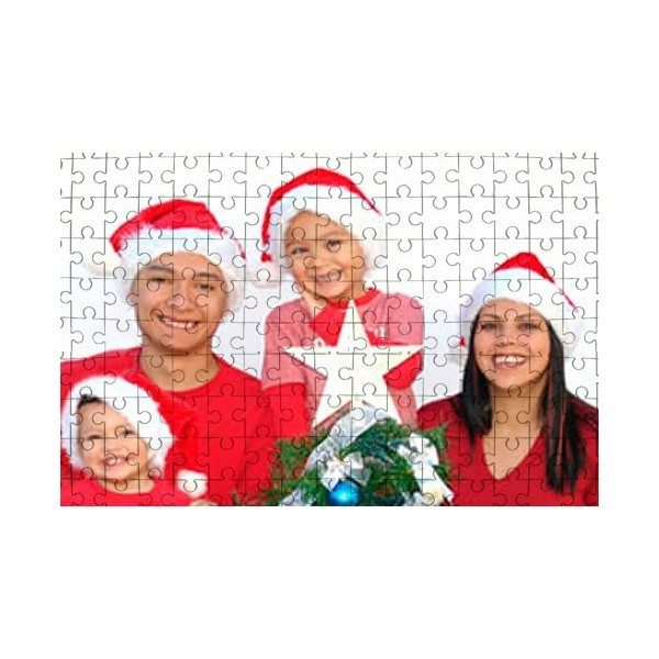Xmas 150 Piece Photo Jigsaw A3