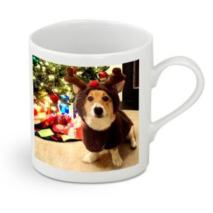 Xmas Child Size Photo Mug