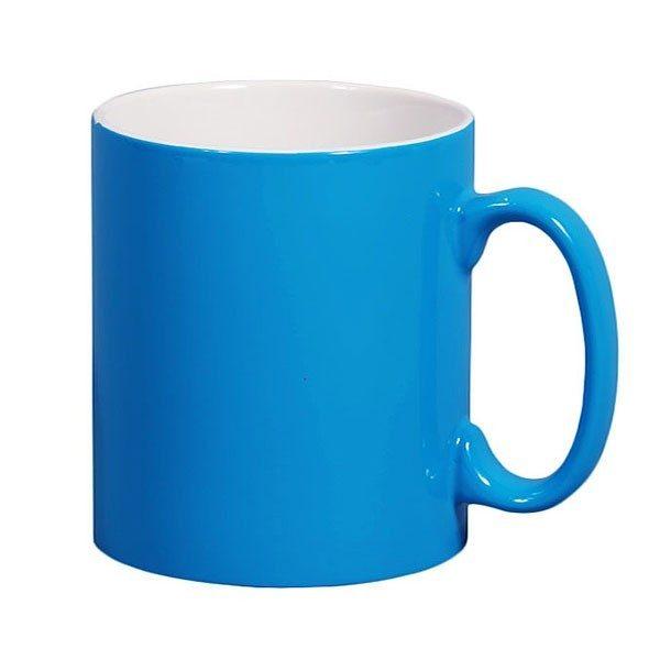 Personalised Christmas Gift: Colour Changing Photo Mug