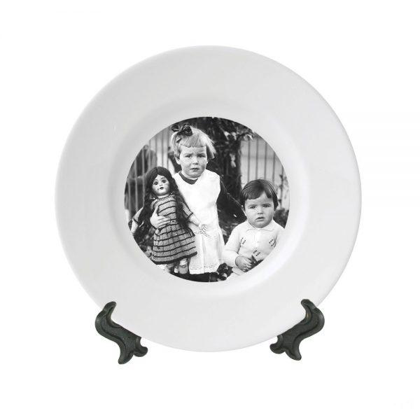Commemorative China Plate