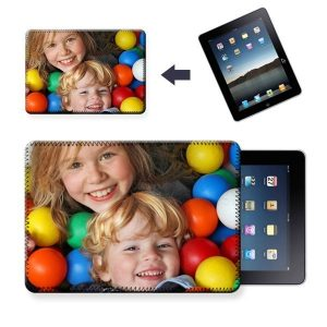 Personalised Photo iPad Case