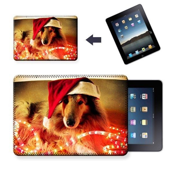 Personalised Christmas Gift iPad Case