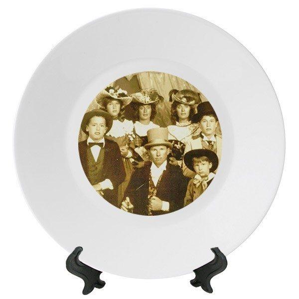 Large China Plate