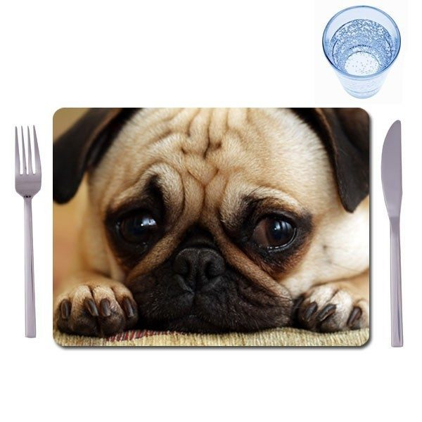 Extra large photo placemat