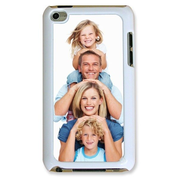 iPod Touch (4th Generation) Case in White