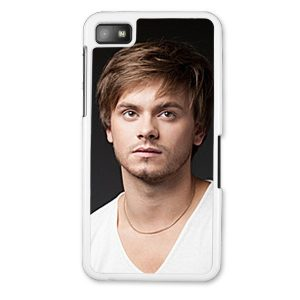 Personalised Blackberry Z10 Protective Case in White