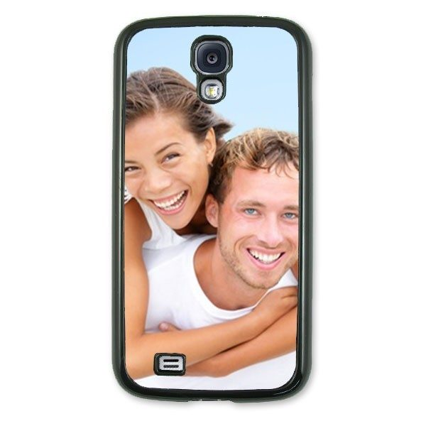 Personalised Samsung S4 i9500 Protective Case in Black