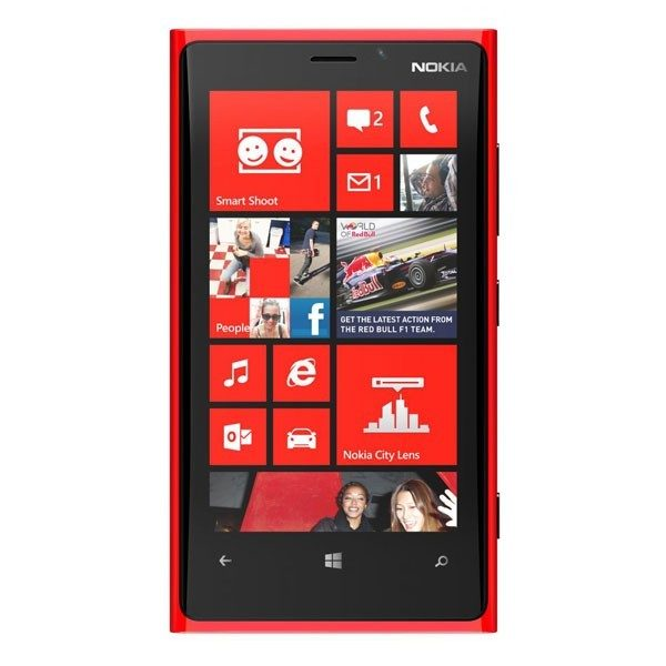 Personalised Nokia Lumia 920 Protective Black Leather Case