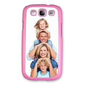 Samsung Galaxy S3 i9300 Pink Hard Case