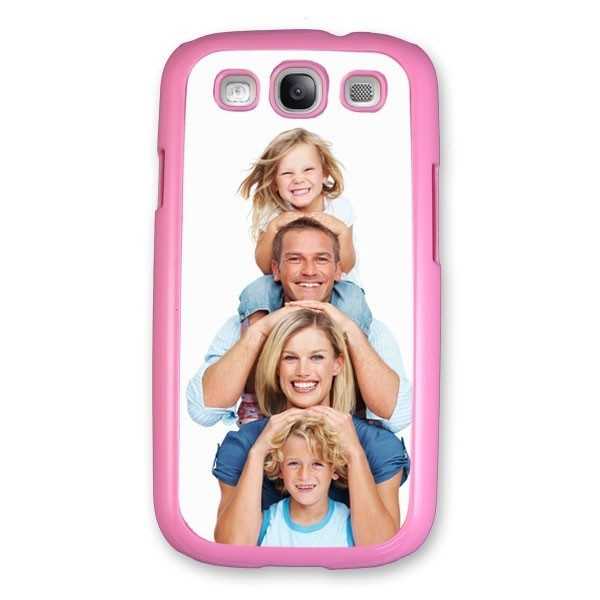 Samsung Galaxy S3 i9300 Pink Hard Case
