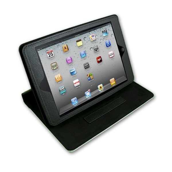 iPad Mini Leather Case and Stand