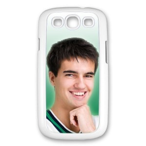 S3 i9300 TPU Rubber Photo Cases