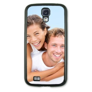 S4 i9500 TPU Rubber Photo Cases