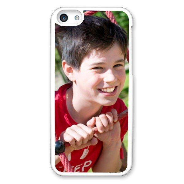 iPhone 5c White Hard Moulded Plastic Case