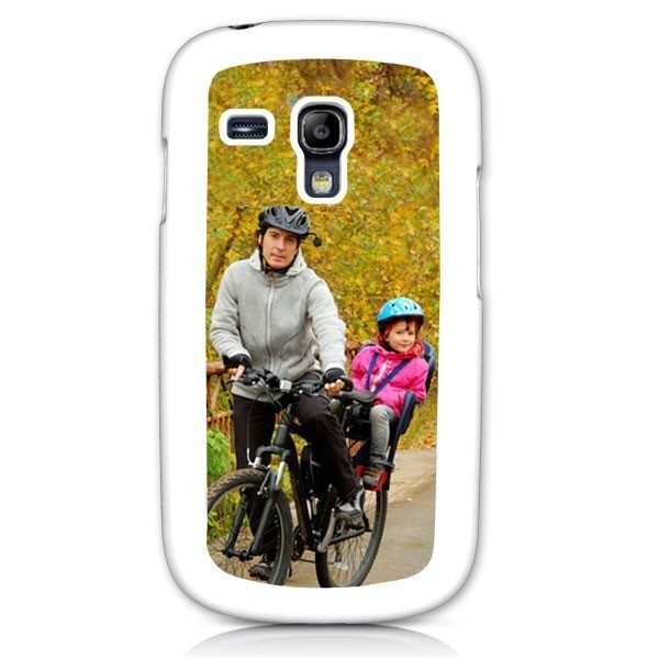 Samsung Galaxy S3 Mini White Hard Case