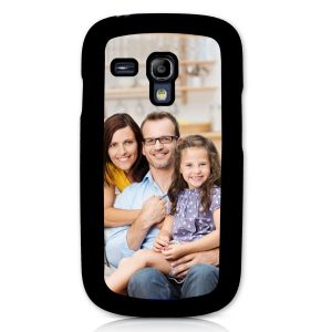 Samsung Galaxy S3 Mini Black Hard Case