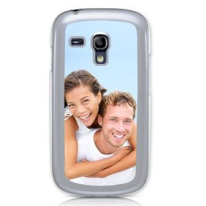 Samsung Galaxy S3 Mini Clear Hard Case