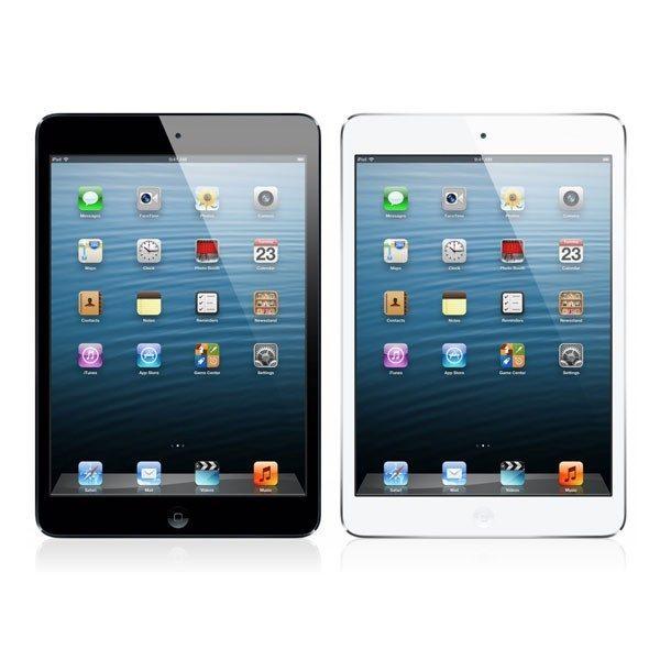 iPad Mini Personalised White Hard Plastic Case