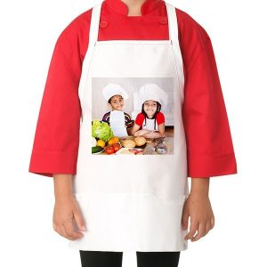 Personalised Childs Cooking Apron