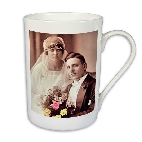 Birmingham Bone China Photo Mug
