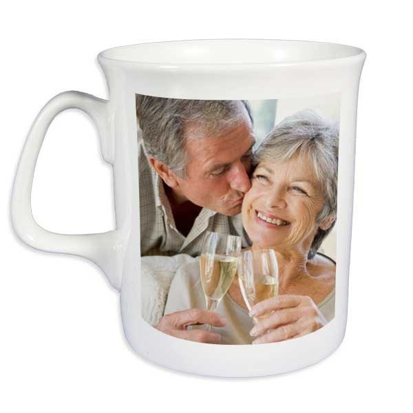 Marlborough Bone China Photo Mug