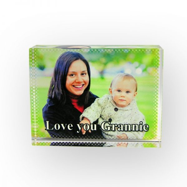 Photo Gift – Photo Crystal Block