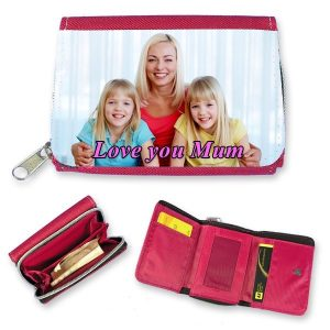 Photo Purses and Photo Wallets